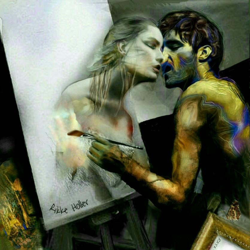 Multikunstner Rikke Z. Holler rikkesmail@gmail.com